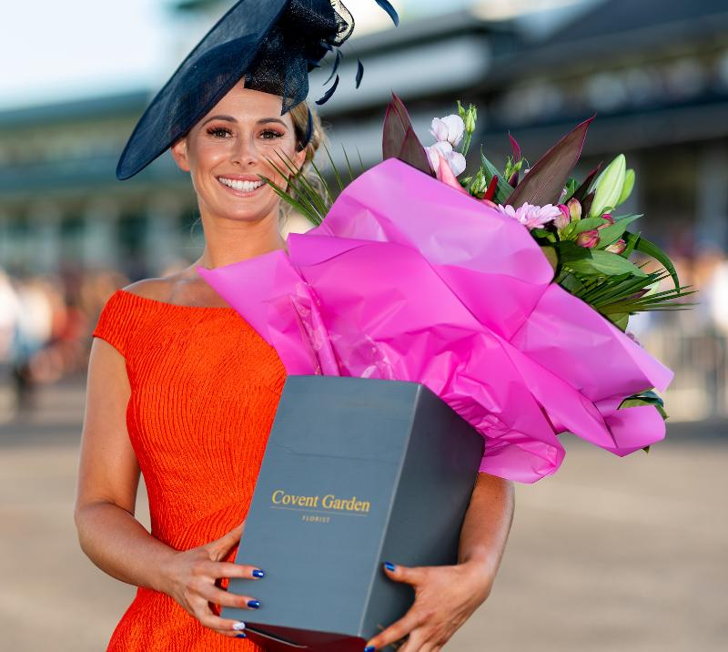 Best-dressed lady at Ladies Day