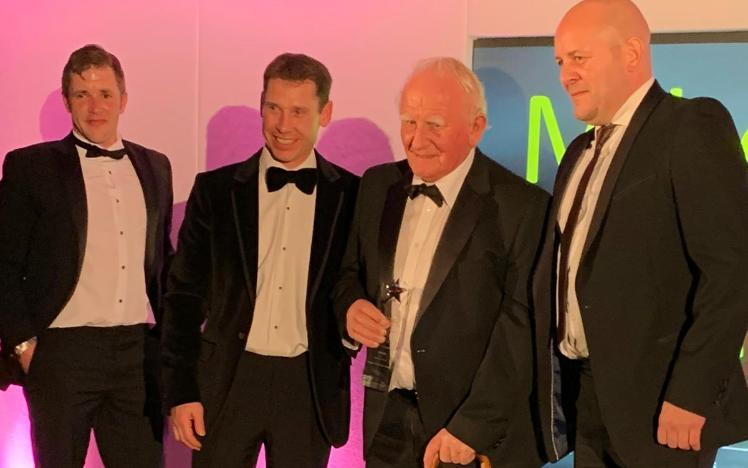 The Welsh Horse Racing Awards were held at Chepstow on 28th November