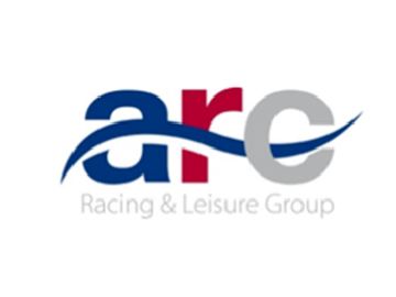 The logo of Arena Racing Company