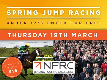 Spring Jump Racing Chepstow Racecourse 19th March