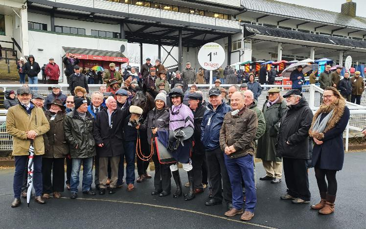 Blackjack Kentucky wins for Paul Nicholls at Chepstow