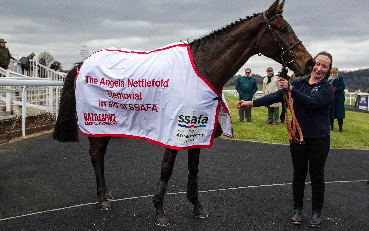SSAFA raceday meets target with £27.6k raised