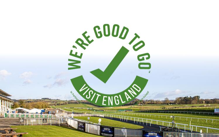 Chepstow Racecourse has successfully completed Visit England's UK-wide industry 'We're Good To Go' accreditation mark