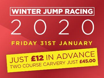Winter Jump Racing Friday 31st January 2020